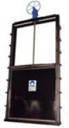 Шлюзовый скользящий затвор серии VM и VA